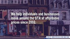 We help individuals and #businesses move around the #GTA at #affordable #prices since 2002.   🏢 Your Friend With a Cube Van 🚚 #Moving, 🎁#Packing, 🔧#Assembling and 💁 #Delivery #services 📌 381 Dundas St E, Toronto, ON M5A 2A6, (Dundas & Ontario) ☎️ 416.960.2048 - 💻 www.yfcv.ca - 💳 Debit, Credit or Cash