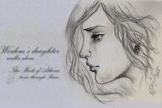 I think this might be my favorite of Annabeth that I've seen yet...