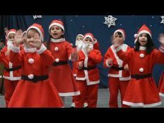 il ballo di Babbo Natale -1°elementare G.Mauro - YouTube Baby Dance Songs, Dancing Baby, Kids Songs, Christmas Songs For Kids, Merry Christmas, Canti, Model Pictures, Felt Dolls, Recital