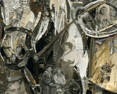 See Vik Muniz's Massive Photo Collages Made Of Hundreds Of Old Photographs | The Creators Project