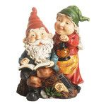 Gnome Couple Garden
