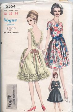 Vogue 5554