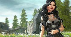 Dirty Princess and Spellbound @ Enchantment Aisling @ Fantasy Gacha Carnival http://thegoodgorean.blogspot.com/2015/08/women-of-ancients.html