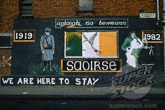 belfast republican murals - Google Search