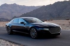 2015 Lagonda Taraf. 5.9l V12. The Tarif was the first model launched under a resurrected Lagonda badge by Aston Martin. Heavily based on the Aston Martin Rapide S and heavily borrowing styling cues from the 1970's Aston Martin Lagonda the Taraf was an instant success. Combining supercar performance with ultimate luxury and extremely limited production numbers it was originally restricted to 200 units in Dubai only. It was later sold in the U.K, with a high price to match its exclusivity.