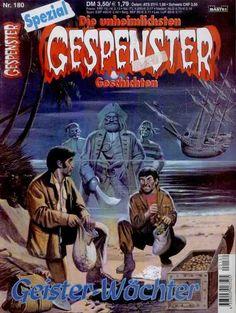 Gespenster Geschichten Spezial #180 - Geister-Wachter