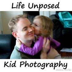 Kid photography - tips for capturing childhood unposed. How do you take your favorite photos of your kids?