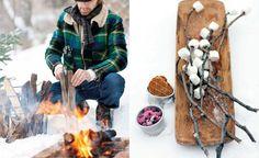 Vinterns godaste grill. Recept på frestande vinterbuffé på Lantliv.com