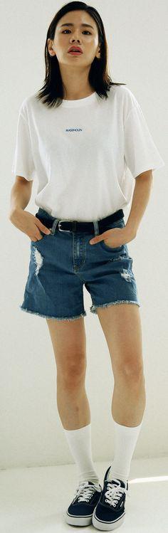 MASSNOUN 2016 S/S Lookbook Part.2 새로운 스타일의 신상추가! MASSNOUN