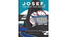 Bookshelf: Josef Newgarden puts stamp on children's book