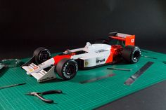 In 1988, driving the now legendary McLaren MP4/4, the world caught its first glimpse of Ayrton Senna's true potential - was this the most dominant F1 season ever?