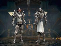castanic_m_h27 »Heavy Armor Sets» Castanic: Male »Races» Renders »Gallery» TERA-Online Site