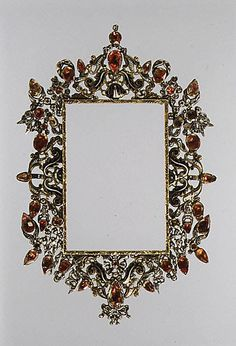 Frame  Date: late 17th–early 18th century