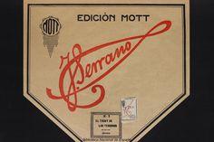 El trust de los tenorios [Grabación sonora] : Jota /      Serrano. -- Madrid : Rollos Victoria, [ca. 1910]          1 rollo de pianola : 88 notas ; 32 cm