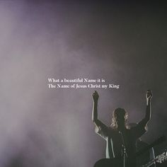 """""""Don't be afraid, people of Jerusalem. Look, your King is coming, riding on a donkey's colt."""" John 12:15 [NLT] Hillsong Worship's song #WhatABeautifulName is a great one for Easter week! Get it here: http://smarturl.it/LetThereBeLight?IQid=klove @CapitolCMG"""