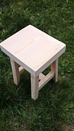 Wooden stool  #scandidesign #scandinavian #stool #wood #naturalwood