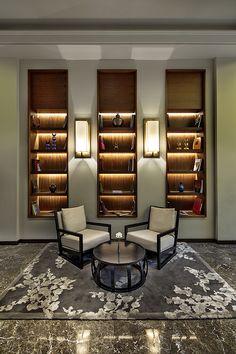 Hilton SA, Ankara, Hospitality Design, Hotel Lobby, Lounge, Interior Design, Toner Architects