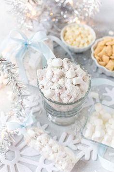 Love muddy buddies?