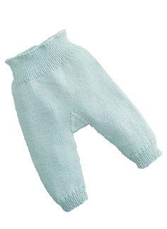 Knitting For Kids, Easy Knitting, Baby Knitting Patterns, Baby Patterns, Baby Pants Pattern, Crochet Baby Pants, Baby Girl Jackets, Russian Crochet, Baby Overalls