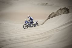 Dakar 2014:Cyril Despres  Photo of the day - Photo   Red Bull Motorsports
