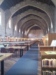 • urbanblondes: Biblioteca de Catalunya