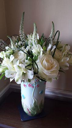 Fresh Flowers, Wedding Flowers, Vase, Table Decorations, Mushroom, Plants, Weddings, Home Decor, Decoration Home