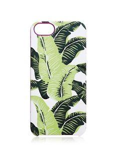 Palm Leaf iPhone 5 Case