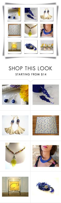 """By The Rustic Pelican"" by therusticpelican ❤ liked on Polyvore featuring Lazuli, modern, contemporary, rustic and vintage"