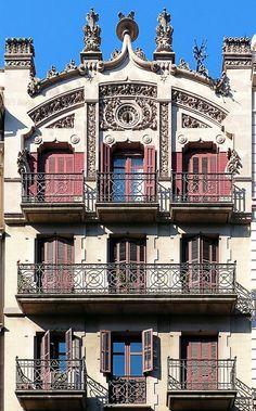 Barcelona - Roger de Llúria 083 a 2 | Flickr - Photo Sharing!