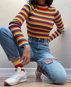 36 Newest Spring Fashion Trends Ideas For Girls Teens 2019 More colors? The post 36 Newest Spring Fashion Trends Ideas For Girls Teens 2019 appeared first on Mizan. Retro Outfits, Mode Outfits, Grunge Outfits, Trendy Outfits, Fashion Outfits, 80s Style Outfits, Cute Vintage Outfits, Grunge Shoes, Fashion Fashion