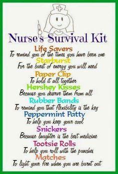 Nurses survival kit