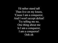 Empire Cast - Conqueror (Lyrics) Ft. Estelle & Jussie Smollett - YouTube