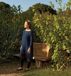 """Alice Waters, food activist, pioneered the modern farm-to-table restaurant Chez Panisse in Berkley, California , 1971.  Establishing a transparent connective relationship between restaurant guests and the farmers that produce the food they served; everything was organic and sustainable.  In 1995 she started The Edible Schoolyard foundation which brought hands-on food education into classrooms across America; """"edible education"""" for our future generations. http://edibleschoolyard.org/"""