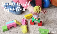 Sophie has just turned 17 months old but she isn't really talking yet. She has said lots of different words but doesn't really use them. So I have been trying to engage in play activiti…