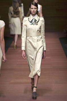 Bette Franke - Carven Spring 2013 - paris fashion week