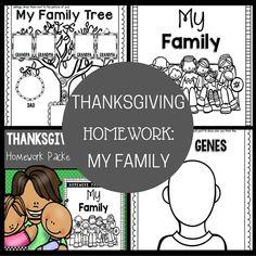 https://www.teacherspayteachers.com/Product/Thanksgiving-Homework-My-Family-2149828