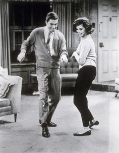 Rob and Laura Petrie // The Dick Van Dyke Show