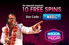 Join Magicalvegas.com Casino to claim 10 Free Spins, No Deposit Required. Also claim your deposit bonus of up to £1000 plus 100 Free Spins. Click here to read Magical Vegas Casino Review. Top Casino, Vegas Casino, Casino Reviews, Win A Trip, Card Games, Cooking Recipes, Ipad App, Car Loans