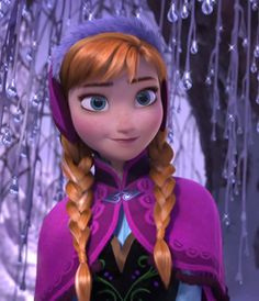 Frozen - Anna | Can't wait to see this movie! looks really good :)