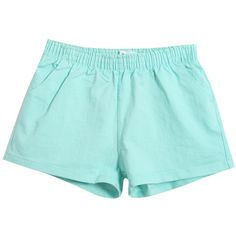 Chicnova Fashion Candy Color Elastic Waist Straight Shorts (292.370 VND) ❤ liked on Polyvore featuring shorts, bottoms, short, shorts/skirts, elastic waist shorts, stretch waist shorts, elastic waistband shorts and short shorts