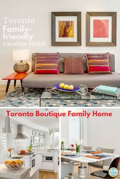 Family-friendly vacation rental in cool Toronto neighborhood. In the middle of it all!