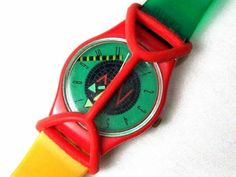 In the 1980s, Swatch marketed these colorful rubbery protectors (called Swatch Guards) for their cheap plastic watches. And people actually bought them.