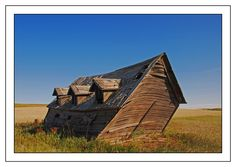Once a Home - Rural North Dakota, North Dakota