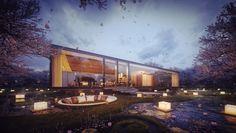 3D Visualization – Gardenian House | Sergio Mereces