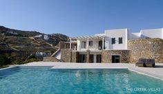 Luxury Mykonos Villas, Mykonos Villa Liam, Cyclades, Greece