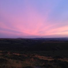 #nofilter required for this beautiful Dartmoor sunset  #nature #beauty #sunset #dartmoor #devon #weightloss by stacilikes