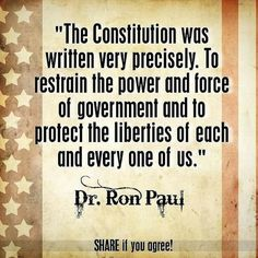 Like or comment if you agree! #InSearchOfLiberty #Constitution #Protect…