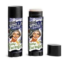 Hawaiian Vanilla Smoochie Lip Balm 100 Natural by Filthy Farmgirl Hawaii for sale online Cute Lipstick, Lip Balm Tubes, Oil Benefits, Facial Care, Avocado Oil, Sweet Almond Oil, Skin Makeup, Natural Skin Care