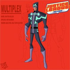 Justice League Action: Multiplex by Scrap-Witch on DeviantArt Marvel Dc Comics, Firestorm Dc, One Piece Episodes, List Of Characters, Comic Villains, Bruce Timm, American Comics, Dc Heroes, Character Design References