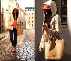 Getting ready for spring  (by Monika Masina) http://lookbook.nu/look/4692569-getting-ready-for-spring